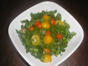 upper-meadows-purslane-parsely salad